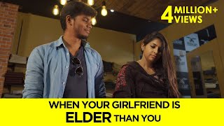 When Your Girlfriend is ELDER than you English Subtitles Awesome Machi