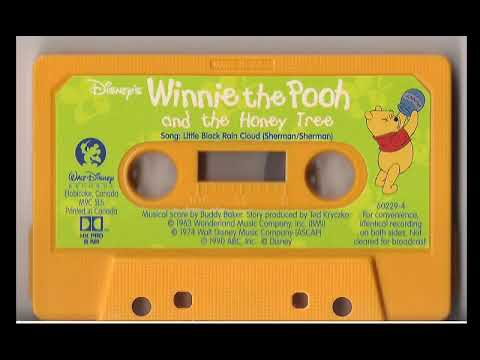 Disney's Winnie the Pooh and the Honey Tree Cassette