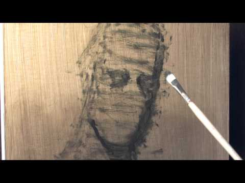 Teaser #2 - Painting the Self-Portrait DVD by Michael Siegel - Scuplting the Masses of the Head