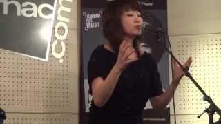 Youn Sun Nah - Uncertain weather (Fnac Showcase in Paris 03.2013)