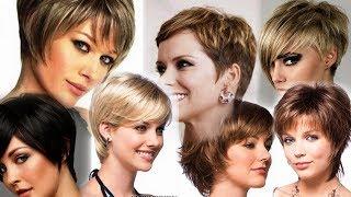 видео Женские стрижки на средние волосы: виды, модели