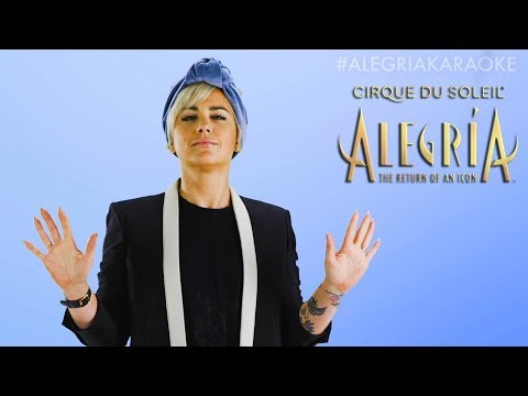 Faites partie du mouvement #AlegriaKaraoke au Québec   Chantez + courez la chance de gagner! 🎤🎶