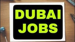 Job in DUBAI, KUWAIT  OMAN QATAR... ON DUBAI GURU !!!