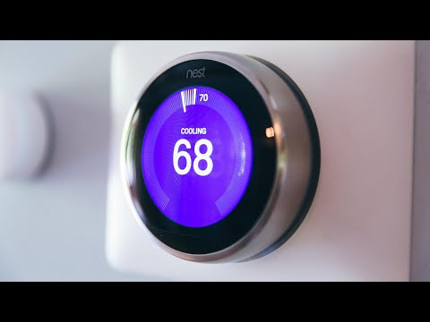How to install a Nest or Honeywell thermostat on Mitsubishi unit