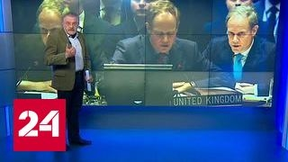 Разговор на повышенных тонах: почему британец отвел глаза?