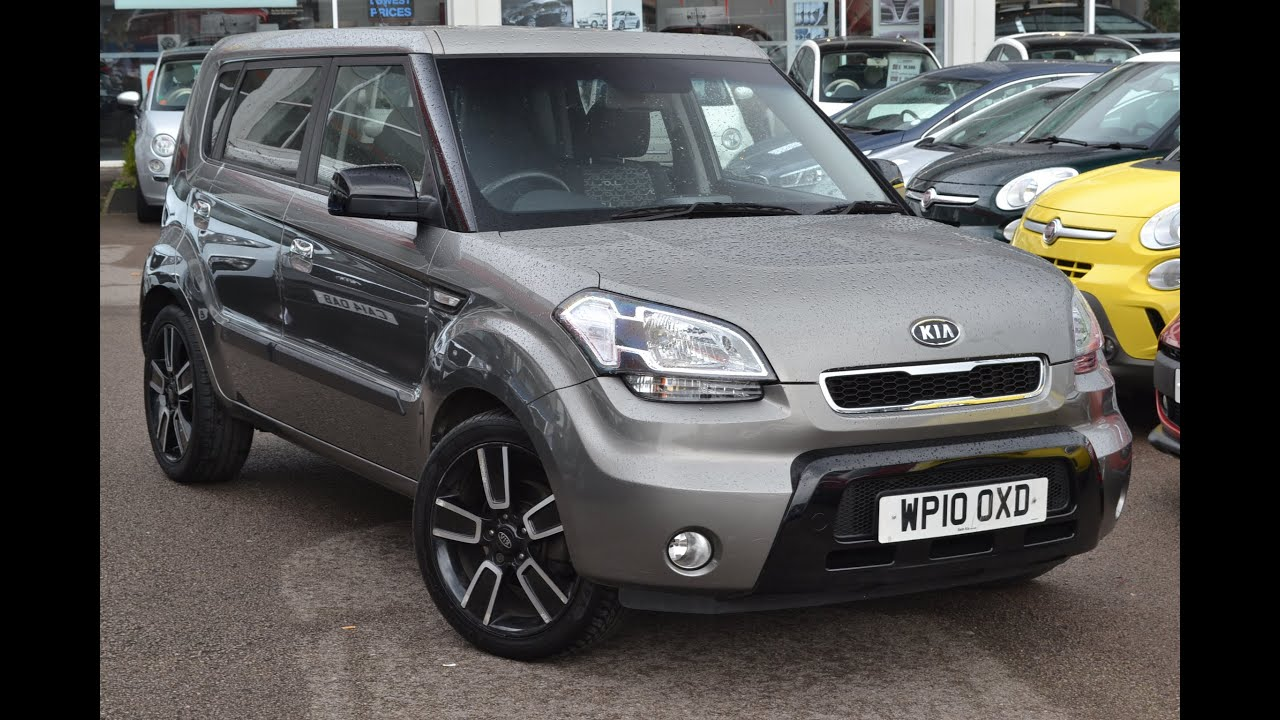 Wessex Garages | Used 2010 Kia Soul TEMPEST CRDI On Feeder Road | WP10OXD    YouTube