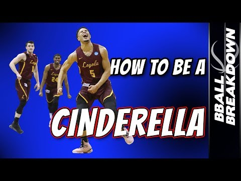 How To Be A CINDERELLA In The NCAA TOURNAMENT
