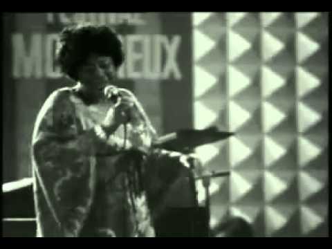 Ella Fitzgerald - One note Samba (scat singing) 1969