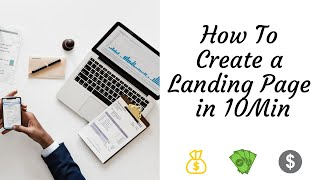 Landing Page Creation in 10 Min   Jane Njambi