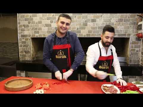 الشيف بوراك ومحمود بيطار  حرقوا ام المطعم 😂☝🏽 1 cznburak