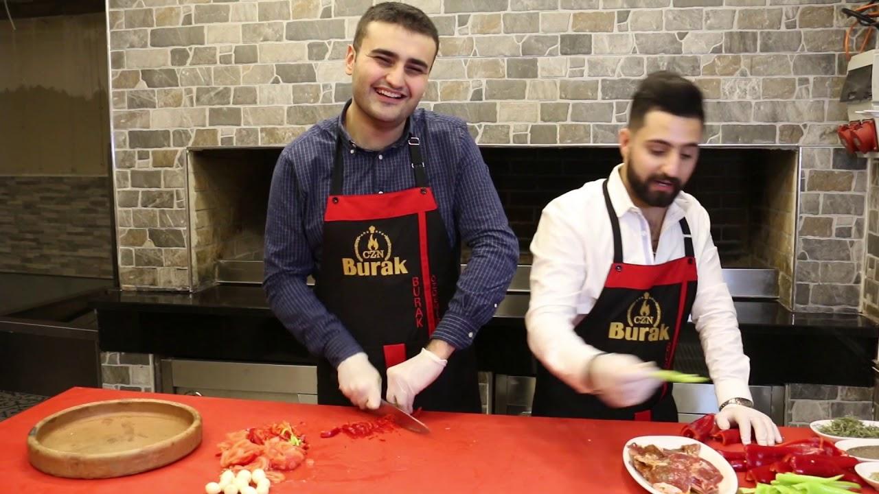 الشيف بوراك ومحمود بيطار  حرقوا ام المطعم