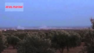 Россия применила ТОС Солнцепек в Сирии  Так выглядит ад для ИГИЛ