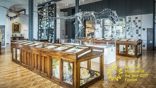 Lapworth Museum of Geology: Art Fund Museum of the Year finalist