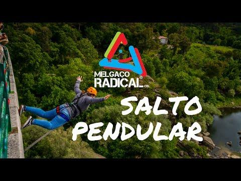 Melgaço Radical - Salto Pendular