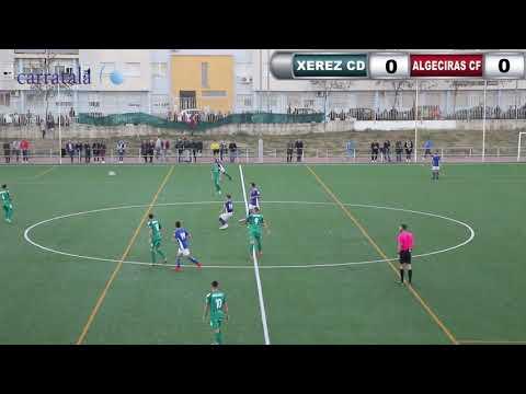 El Algeciras sólo logra el empate ante el Xerez CD (0-0)