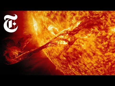 How NASA's Parker Solar Probe Will Touch the Sun | NYT – Out There