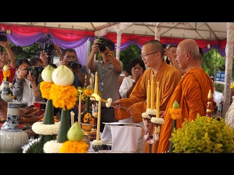 2016 Third Asian Festival of Buddhist Culture & First Monk Robe Festival