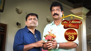 Mrs. Meena & Family - Konkani Serial│Episode 39│Daijiworld Television