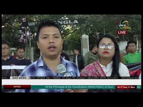 Impact News Manipuri 11 November 2018
