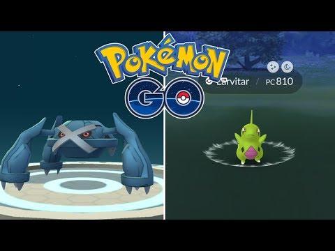 EMPEZANDO EL COMMUNITY DAY DE DICIEMBRE DE BUENA MANERA! [Pokémon GO-davidpetit] thumbnail