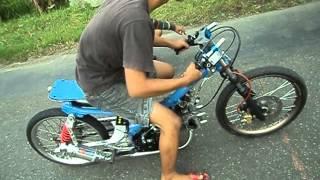 vega r drag bike