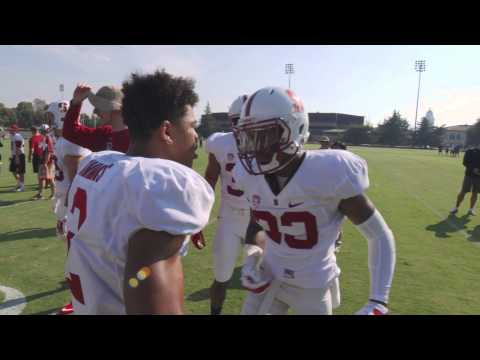 2015 Stanford Training Camp Highlight