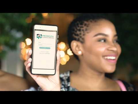 PromoZA App Online Commercial