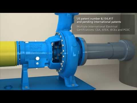 Goulds Pumps i-FRAME Overview (3196 pump)