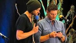Jensen Ackles' First Tweet