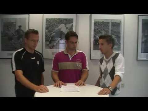 Interview mit Dennis + Patrick Gilg vom TSV Schwaben Augsburg Teil 1