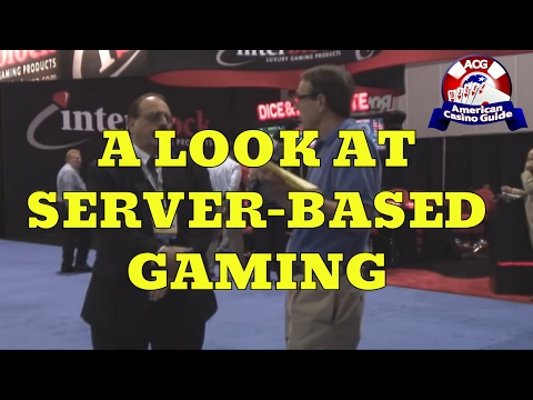 All About Server Based Gaming With Slot Expert Frank Legato