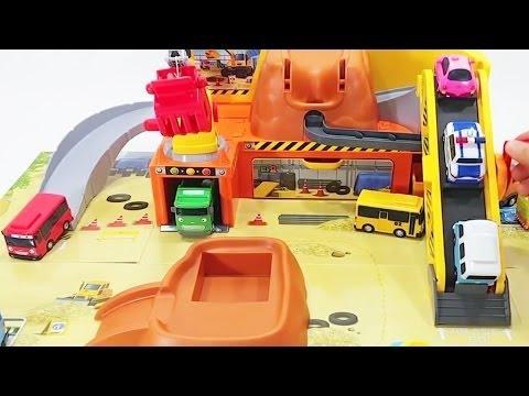 Mainan Mobil Anak Belajar Dan Bermain Mainan Mobil Truk, Excavator untuk anak anak
