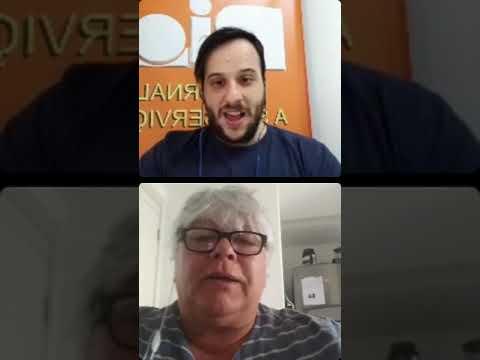 Live com o produtor João Costa