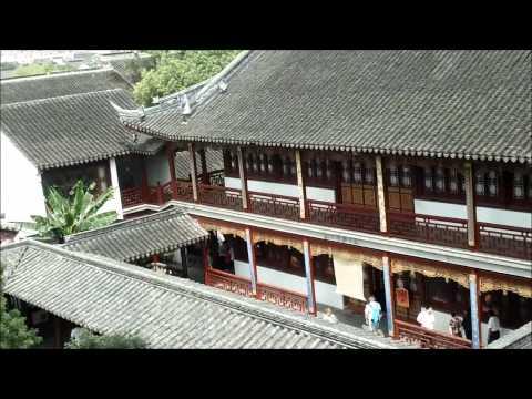 1st Sept 2012 Suzhou, Hanshan temple, Zhang Ji's Maple Bridge, Grand Canal 2400 years old, Tiger Hil