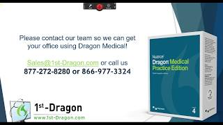 Dragon Medical Practice Edition 4 Demo