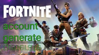 How to hack Fortnite account for free (No root) (No Human Verification)