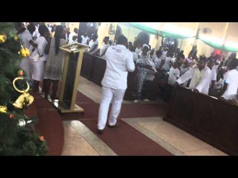 Worship Night With Min. NII Addo at Presby Church Ghana