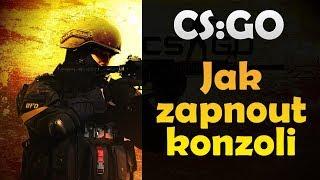 CS:GO - Jak zapnout konzoli