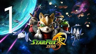Örn Tach 006: Star Fox Zero #1