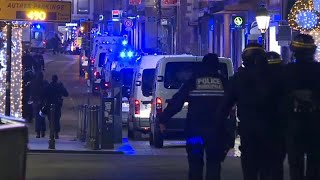 Una noche de pánico en Estrasburgo