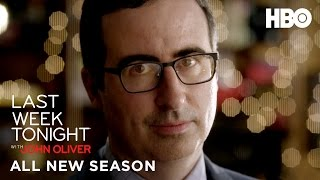Finally! John Oliver Crashes