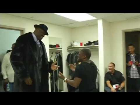 KEVIN HART BEHIND THE SCENES DVD EXTRA #2