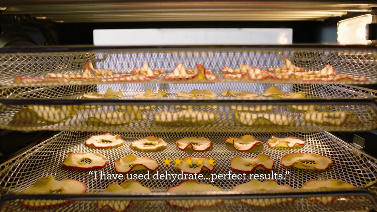 Breville Smart Oven 174 Air With Dehydrate Youtube
