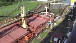Круиз - проходим Панамский Канал - часть 1 - репортаж с места события