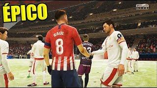 A UN PASO DEL PRIMER TÍTULO después de este INCREÍBLE PARTIDO! | FIFA 19 Modo carrera #31