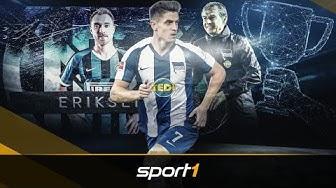 Transfer Awards: Warum Hertha BSC alles in den Schatten stellt | SPORT1 - TRANSFERMARKT-SHOW