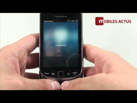 BlackBerry Torch 9810 - Test, démonstration, prise en main