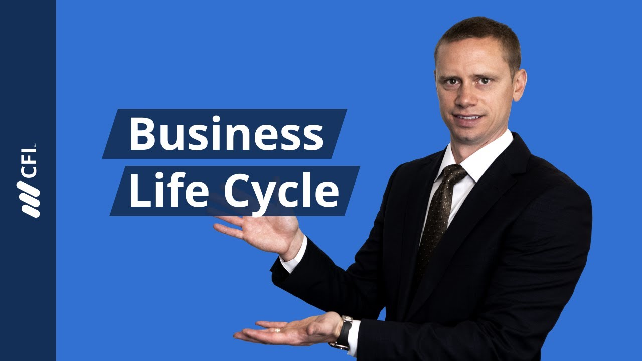 Business Life Cycle Understanding The 5 Different Stages