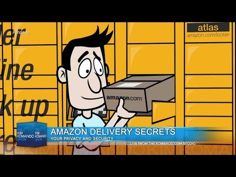 Hide what you buy on Amazon and have it delivered to a temporary address