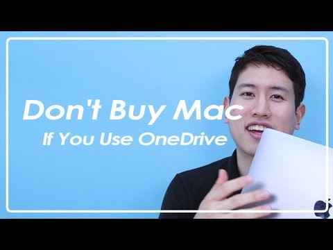 Don't Buy Macbook Before Watching This Video (If You Use OneDrive)